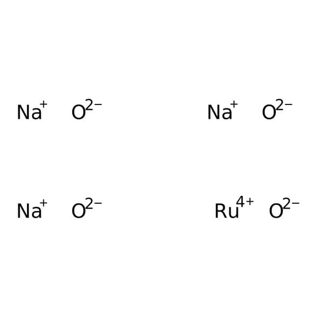 Ruthenium tetroxide, 0.5% solution in water, stabilized, Acros Organics