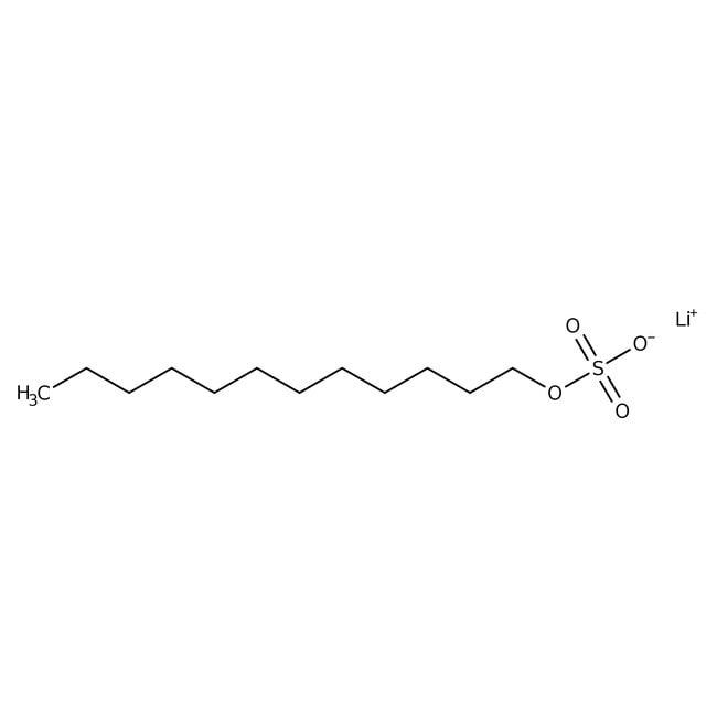 Lithium Dodecyl Sulfate 98.0+%, TCI America™