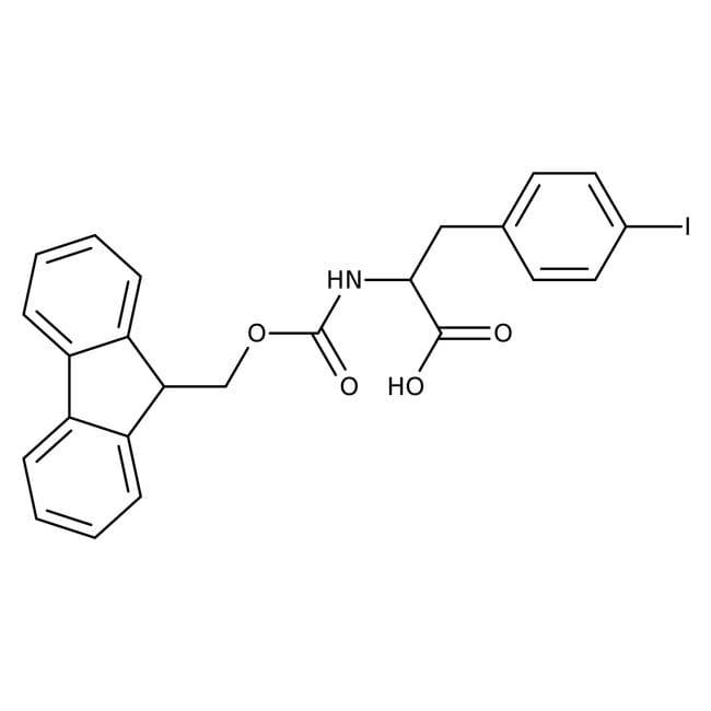Alfa Aesar  N-Fmoc-4-iodo-D-phenylalanine, 98%
