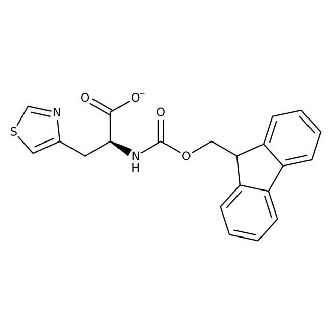 Alfa Aesar™N-Fmoc-3-(4-thiazolyl)-L-alanine, 95% 1g Alfa Aesar™N-Fmoc-3-(4-thiazolyl)-L-alanine, 95%