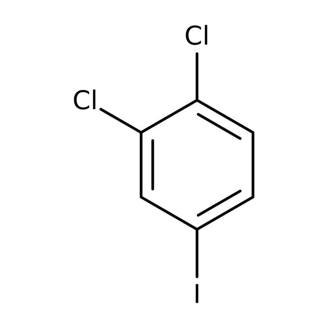 1,2-Dichlor-4-iodbenzol, Maybridge 25 g 1,2-Dichlor-4-iodbenzol, Maybridge