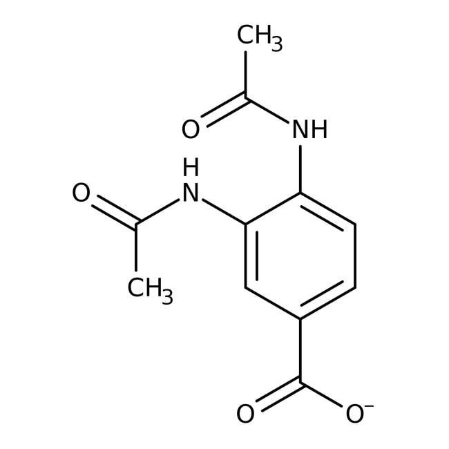 Alfa Aesar™3,4-Diacetamidobenzoesäure, 97%: Benzoic acids and derivatives Benzene and substituted derivatives