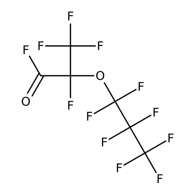 Alfa Aesar™Perfluor-(2-Methyl-3-Oxahexanoyl)-Fluorid, 97%: Acyl halides Organohalogen compounds