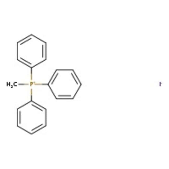 Methyltriphenylphosphonium Iodide 98.0+%, TCI America™