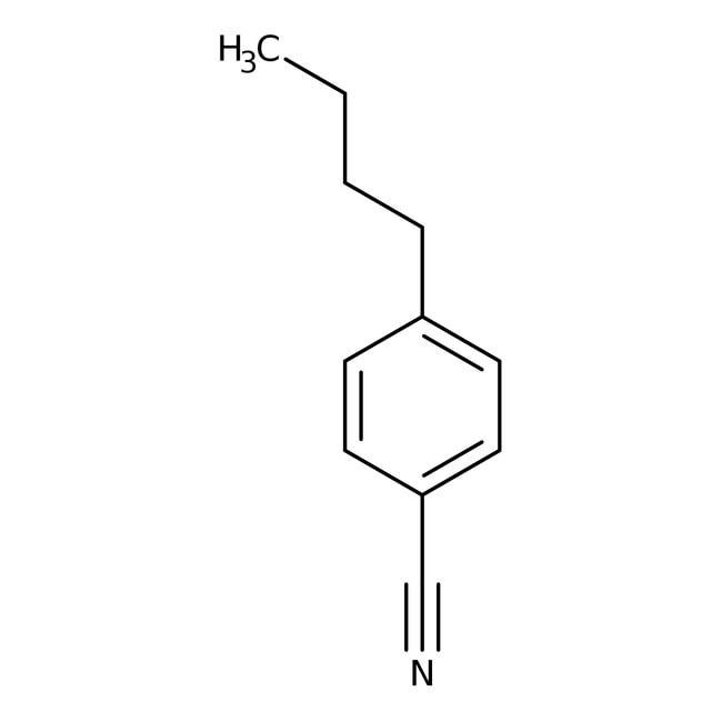 Alfa Aesar  4-n-Butylbenzonitrile, 98%
