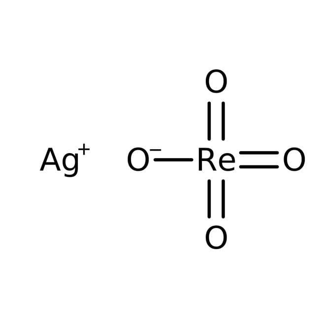 Alfa Aesar™Silver perrhenate, 99.99% (metals basis)
