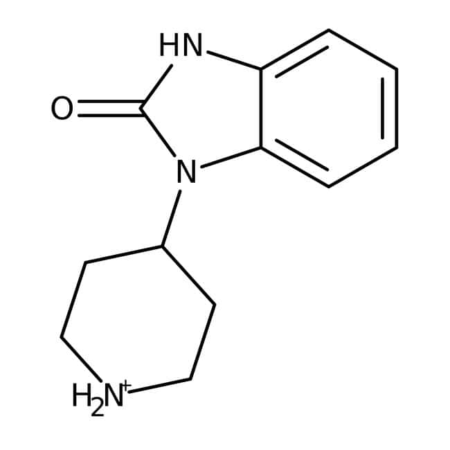 4-(2-Keto-1-benzimidazolinyl)piperidine, 97%, Acros Organics