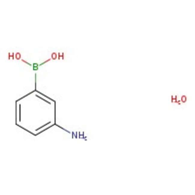 Alfa Aesar™3-Aminobenzeneboronic acid monohydrate, 97% 5g prodotti trovati