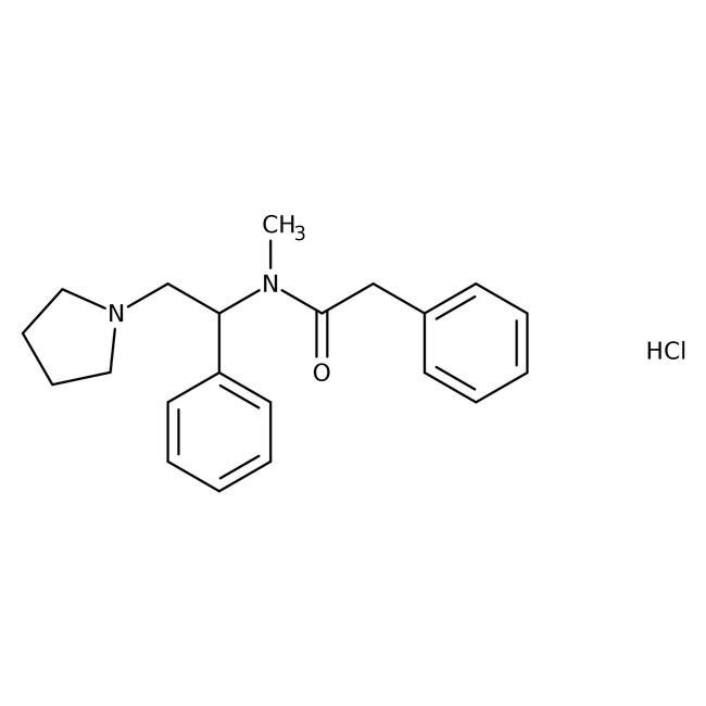 N-MPPP Hydrochloride, Tocris Bioscience™ 50mg N-MPPP Hydrochloride, Tocris Bioscience™