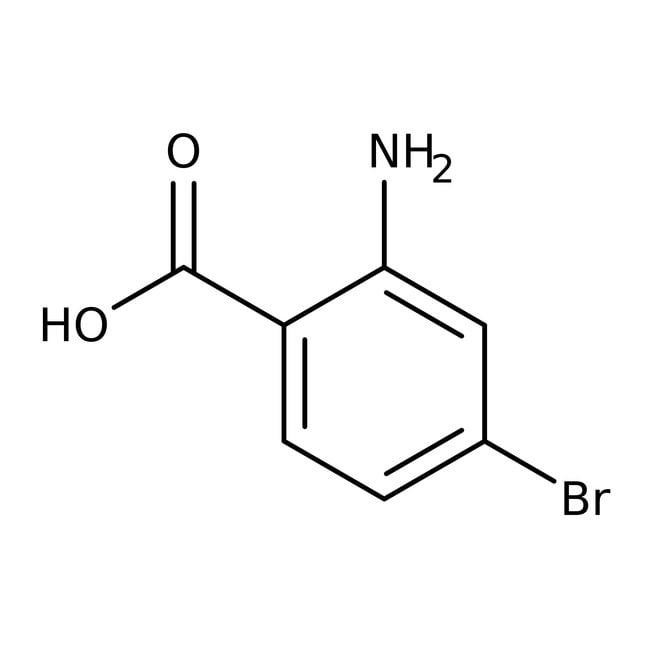 Alfa Aesar™2-Amino-4-bromobenzoic acid, 97%