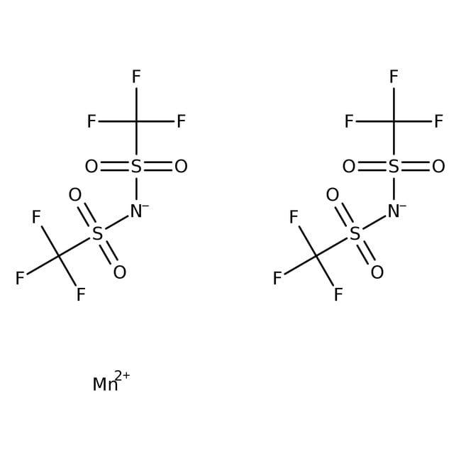Manganese(II) Bis(trifluoromethanesulfonyl)imide 98.0 %, TCI America