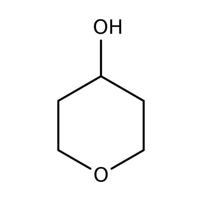 Tetrahydro-4H-pyran-4-ol, ACROS Organics™ 1g Tetrahydro-4H-pyran-4-ol, ACROS Organics™