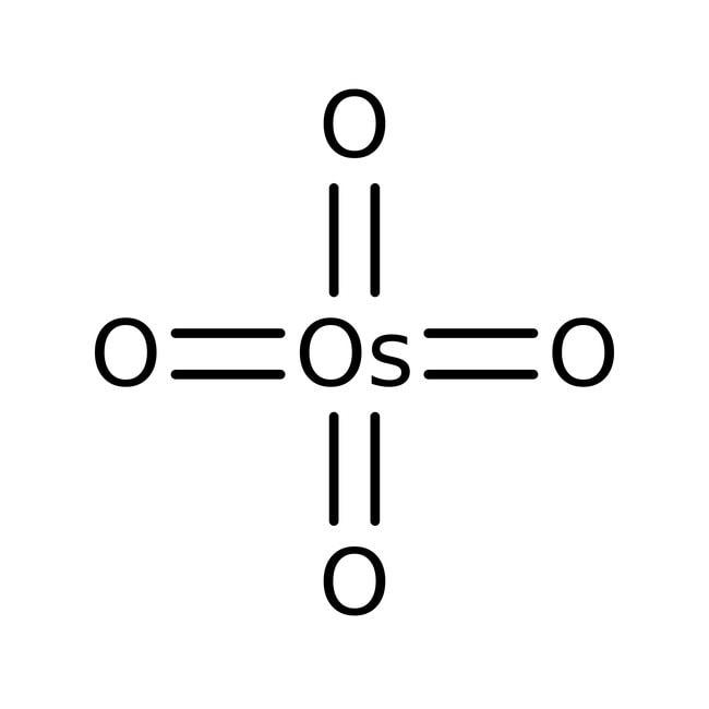Alfa Aesar™Osmium(VIII) oxide, 2% aq. soln. 2mL Alfa Aesar™Osmium(VIII) oxide, 2% aq. soln.