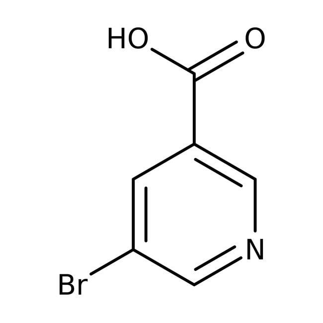 5-Bromonicotinic acid, 98%, ACROS Organics