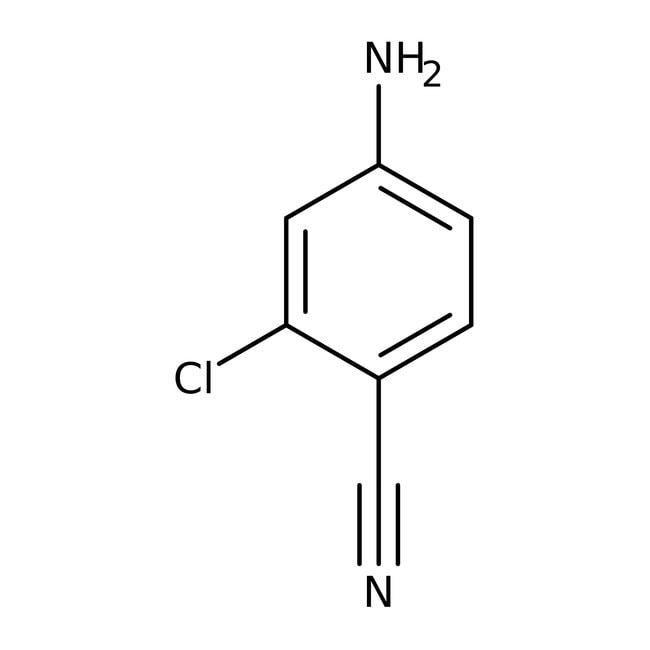 Alfa Aesar™4-amino-2-chlorobenzonitrile, 98+% 5g Alfa Aesar™4-amino-2-chlorobenzonitrile, 98+%