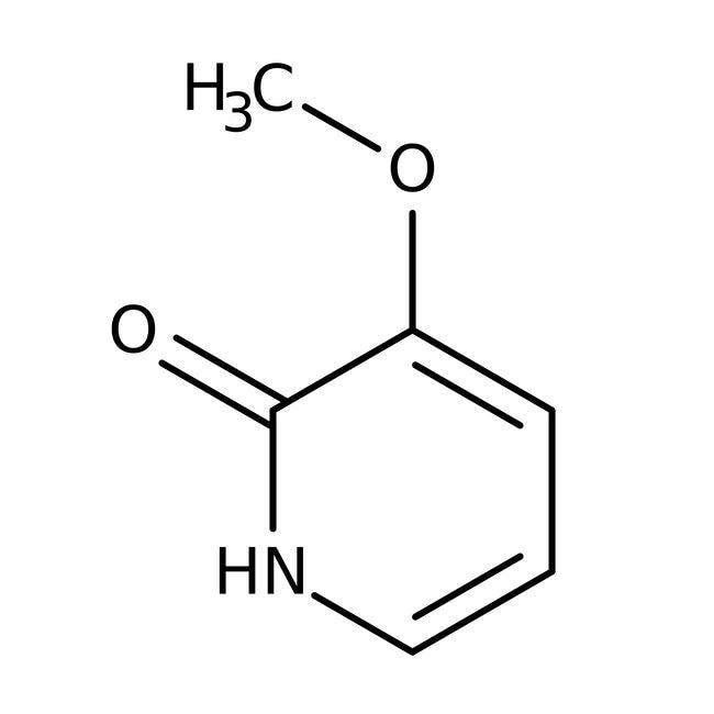 3-Methoxy-2(1H)-pyridon, 97%, ACROS Organics™ 1 g-Glasflasche 3-Methoxy-2(1H)-pyridon, 97%, ACROS Organics™