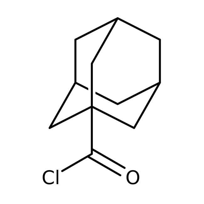 1-Adamantanecarboxylic acid chloride, 97%, ACROS Organics