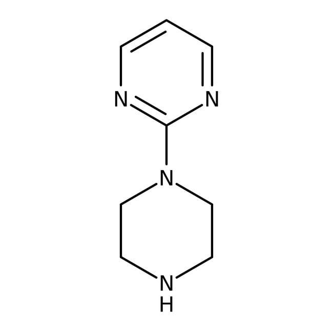 2-(1-Piperazinyl)pyrimidine, 98+%, ACROS Organics™: Chemicals Products