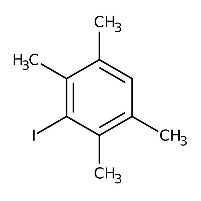 2,3,5,6-Tetramethyliodobenzene, 98%, Acros Organics
