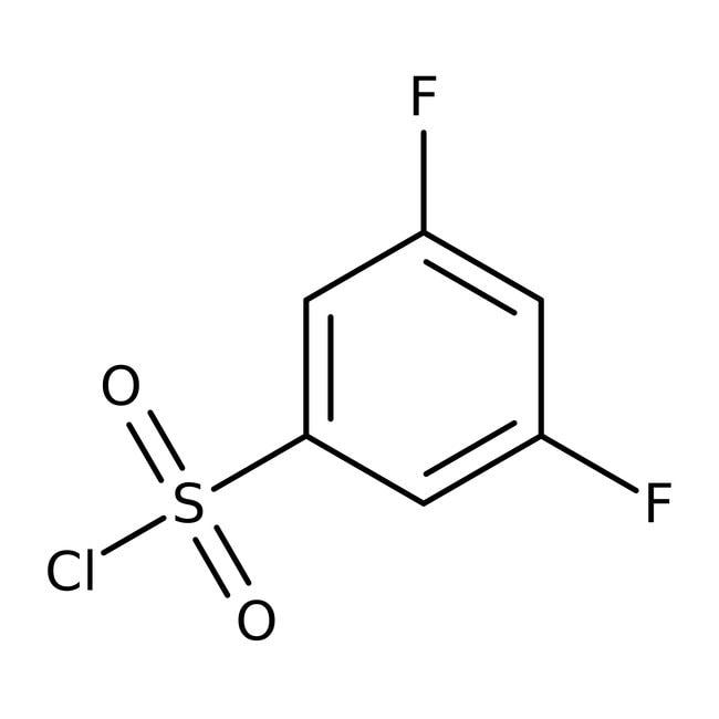 3,5-Difluorobenzenesulfonyl chloride, 97%, ACROS Organics™ 5g 3,5-Difluorobenzenesulfonyl chloride, 97%, ACROS Organics™