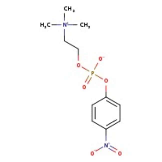 Alfa Aesar™4-Nitrophenylphosphorylcholine 500mg Alfa Aesar™4-Nitrophenylphosphorylcholine