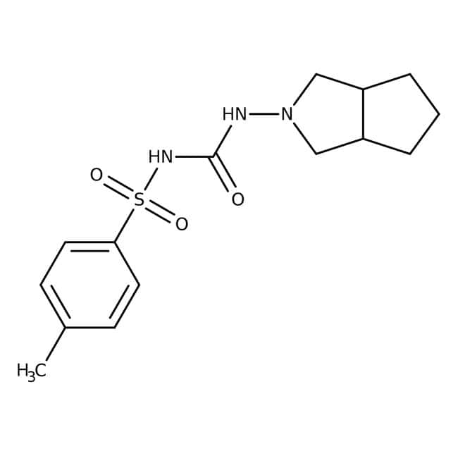 Gliclazide, ACROS Organics™ 1g Gliclazide, ACROS Organics™