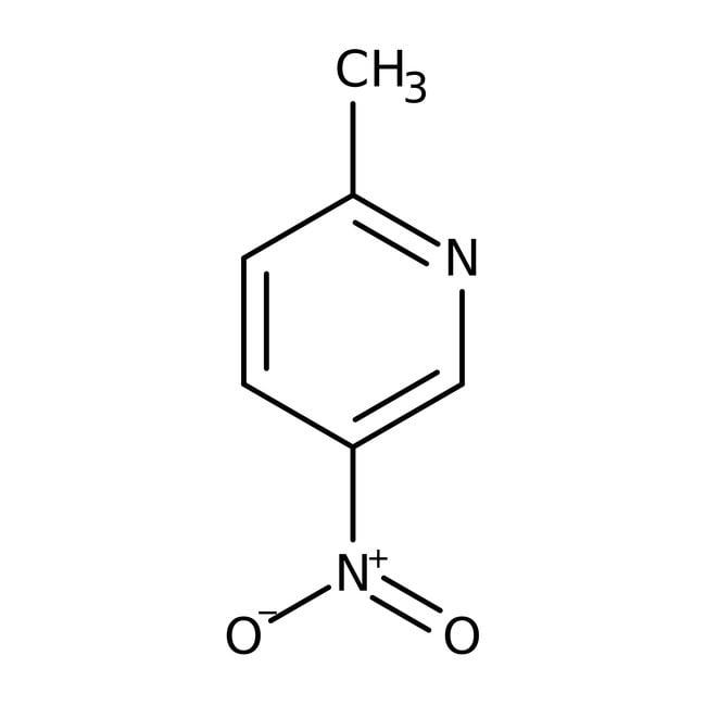 2-Methyl-5-nitropyridine 96.0+%, TCI America™