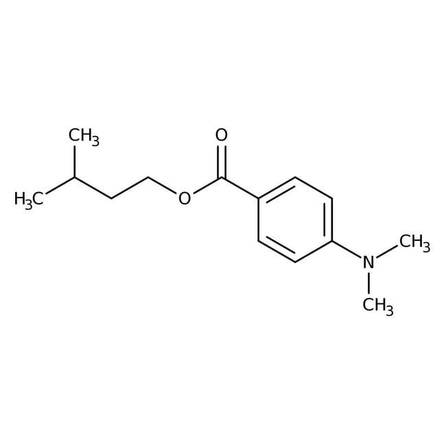 Isoamyl 4-(Dimethylamino)benzoate 98.0+%, TCI America™
