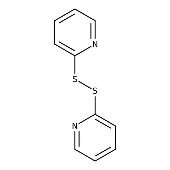 2,2'-Dipyridyl disulfide, 98%, Alfa Aesar™ 100g 2,2'-Dipyridyl disulfide, 98%, Alfa Aesar™
