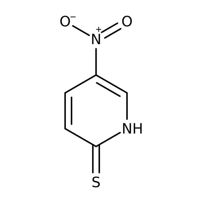 2-Mercapto-5-nitropyridine 98.0+%, TCI America™