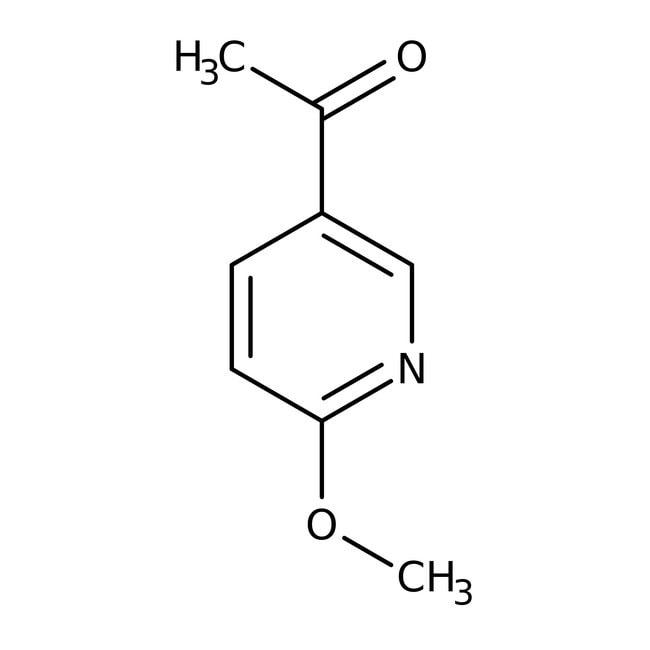 5-Acetyl-2-methoxypyridine, 97%, ACROS Organics™ 5g 5-Acetyl-2-methoxypyridine, 97%, ACROS Organics™