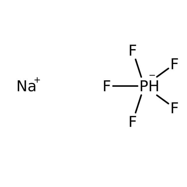 Sodium hexafluorophosphate, 98.5+%, pure, Acros Organics