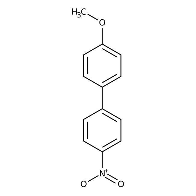 4-Methoxy-4′-nitrobiphenyl 98.0+%, TCI America™
