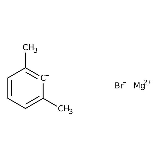 2,6-Dimethylphenylmagnesium bromide, 1M solution in THF, AcroSeal , ACROS Organics