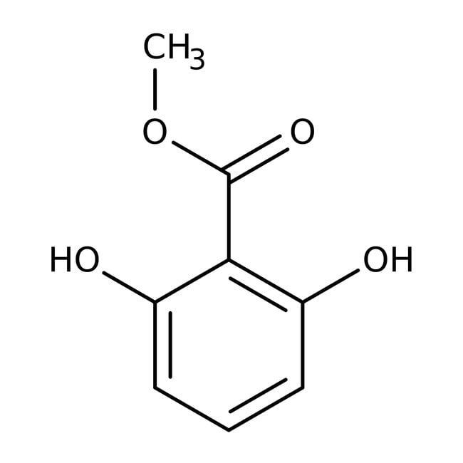 Methyl 2,6-dihydroxybenzoate, 97%, ACROS Organics™ 1g Methyl 2,6-dihydroxybenzoate, 97%, ACROS Organics™
