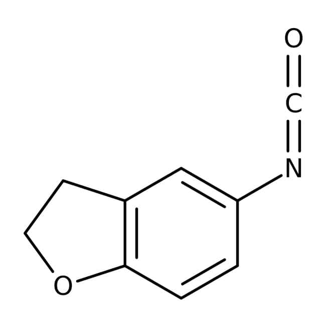 2,3-Dihydro-1-benzofuran-5-yl isocyanate, 97%, Maybridge™