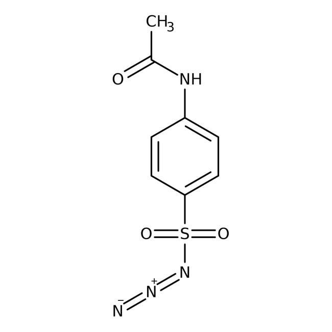 4-Acetamidobenzenesulfonyl Azide 98.0 %, TCI America