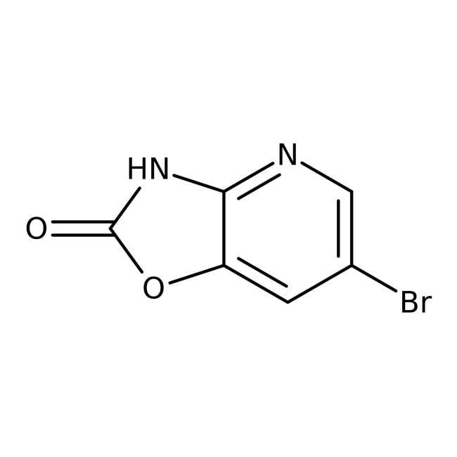 6-Bromo[1,3]oxazolo[4,5-b]pyridin-2(3H)-one, 97%, ACROS Organics