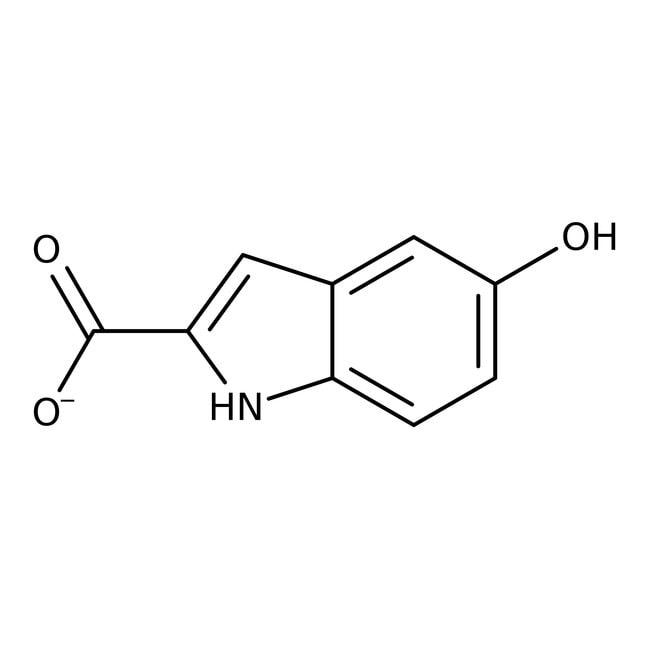 5-Hydroxy-2-indolecarboxylic acid, 98%, ACROS Organics™
