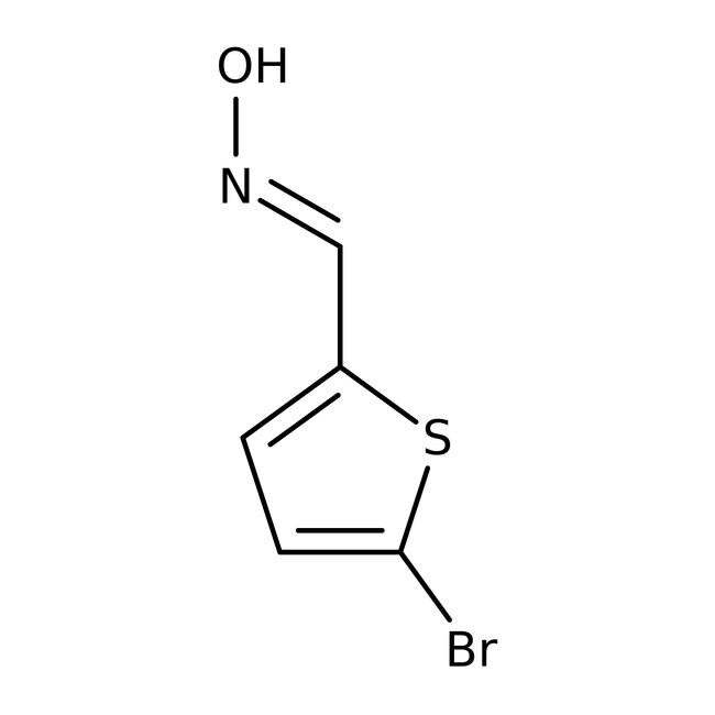 Alfa Aesar™5-Bromotiofeno-2-carboxaldoxima, 97 % 1g Alfa Aesar™5-Bromotiofeno-2-carboxaldoxima, 97 %