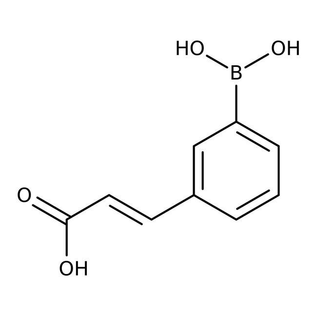 Alfa Aesar™3-(2-Carboxyvinyl)benzeneboronic acid, 97%
