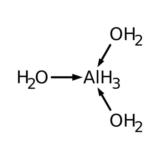 Aluminum hydroxide, 76.5% min., Alfa Aesar™
