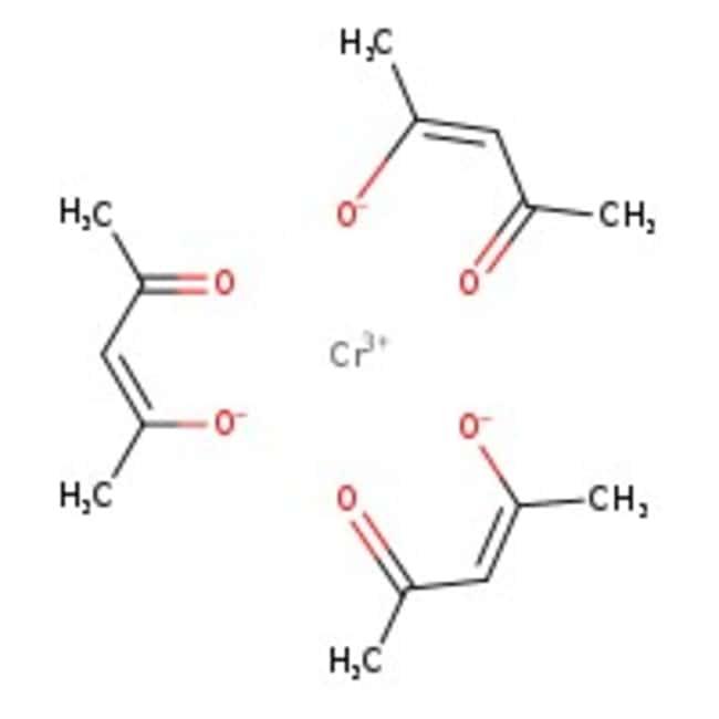 Chromium(III) acetylacetonate, 97%, ACROS Organics