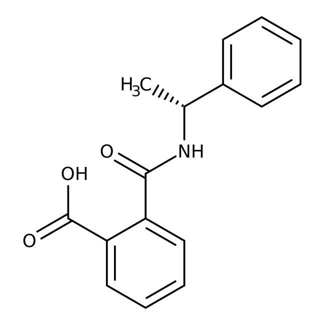 (R)-(+)-N-(alpha-Methylbenzyl)phthalamic Acid 98.0+%, TCI America™