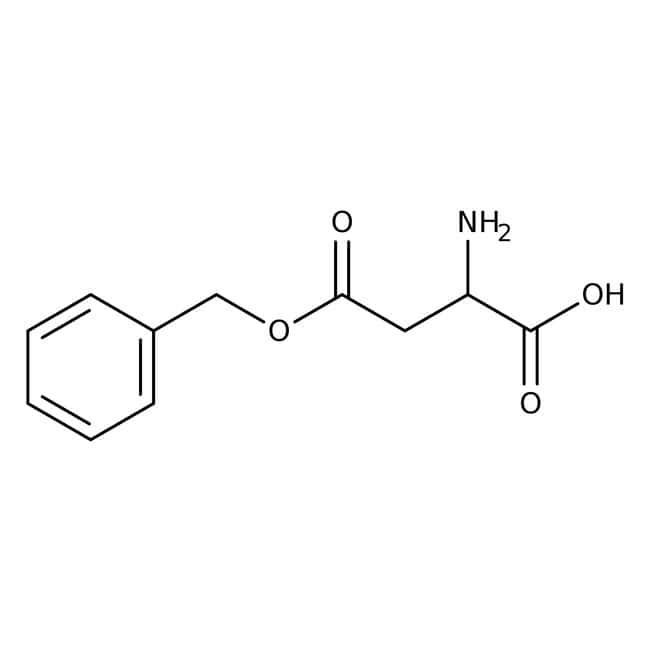 L-Aspartic acid β-benzyl ester, 98%, ACROS Organics™