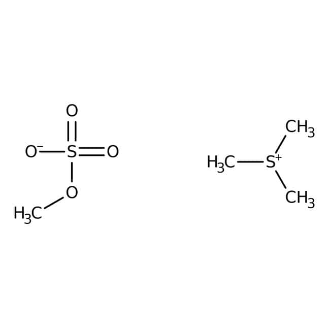 Trimethylsulfonium methylsulfate, 98%, Acros Organics