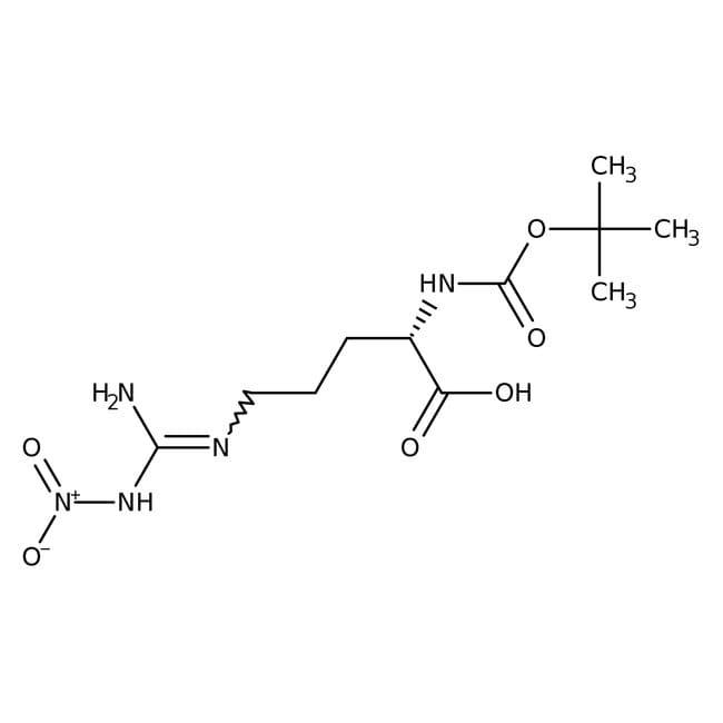 Alfa Aesar™Nalpha-Boc-Nomega-nitro-L-arginine, 98%