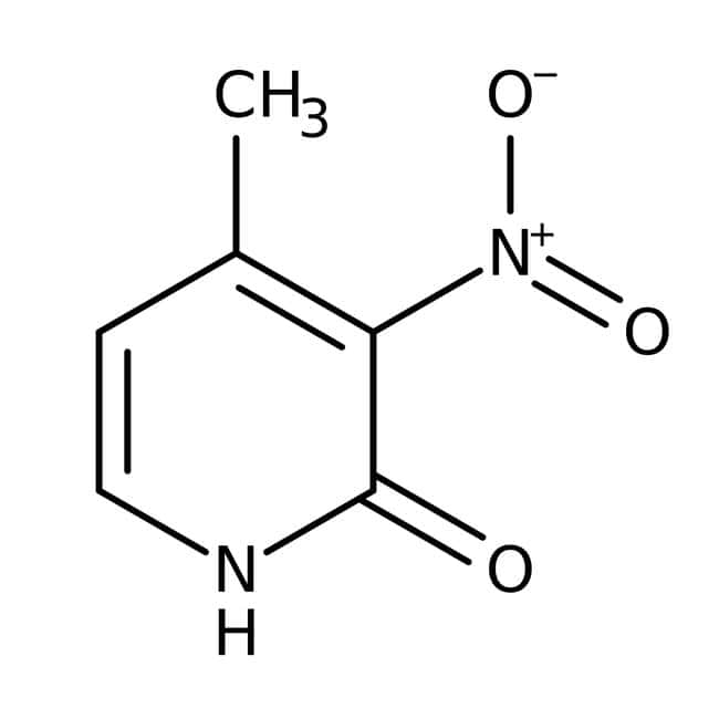 Alfa Aesar™2-Hydroxy-4-methyl-3-nitropyridine, 98% 1g Alfa Aesar™2-Hydroxy-4-methyl-3-nitropyridine, 98%