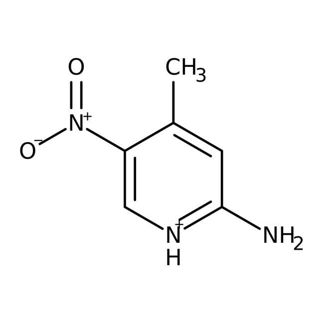 2-Amino-5-nitro-4-picolin, 98%, Acros Organics™ 25g 2-Amino-5-nitro-4-picolin, 98%, Acros Organics™