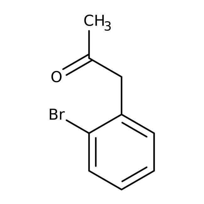2-Bromophenylacetone, 99%, ACROS Organics